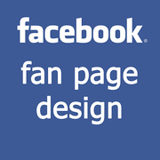Facebook Fan Page Design