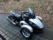 2008 Can-Am Spyder Mileage: 11, 500.