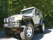 2000 JEEP 2000 - Jeep Wrangler