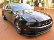 2013 Ford Mustang Laguna Seca Edition