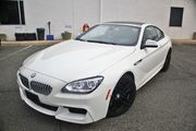 2013 BMW 6-Series 650i xDrive M-Sport