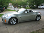 2004 Nissan 350ZTouring Convertible 2-Door